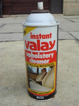 garage instant valay retro