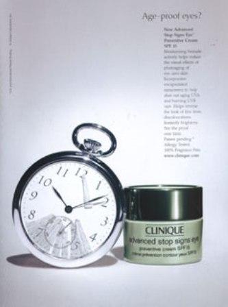 aging clock skincare