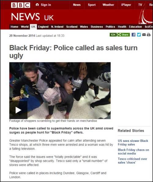 black friday bbc