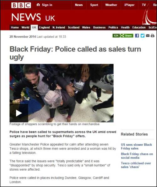 black friday bbc