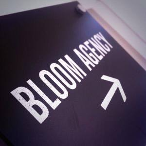 bloom-sign
